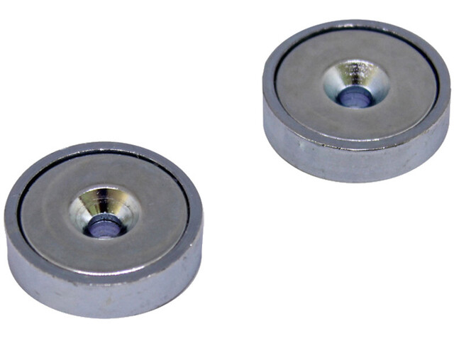 magped M200 Neodymium Magneet, silver